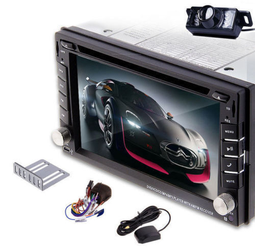 Details About Win8 UI HD Touch Screen In-Dash Double DIN GPS Car Srereo DVD