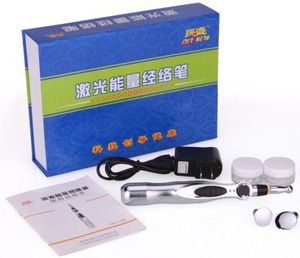 Electronic Acupuncture Pen Health Care Monitor Magnet Therapy Instrument Heal Massage Pen Relief Pain