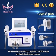 High quality beauty portable cryolipolysis therapy Frozen slimming body shaping machine in usa