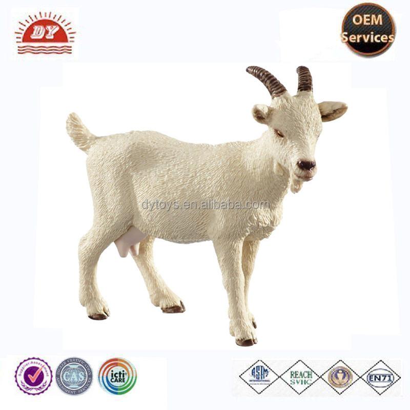 plastic goat