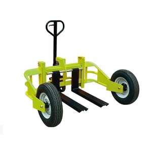 SAMCY Pallet Truck 22-years Export Experience All Rough Terrain Hand Pallet Truck
