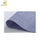 Customized color design waterproof pvc polyester mesh fabric for chair