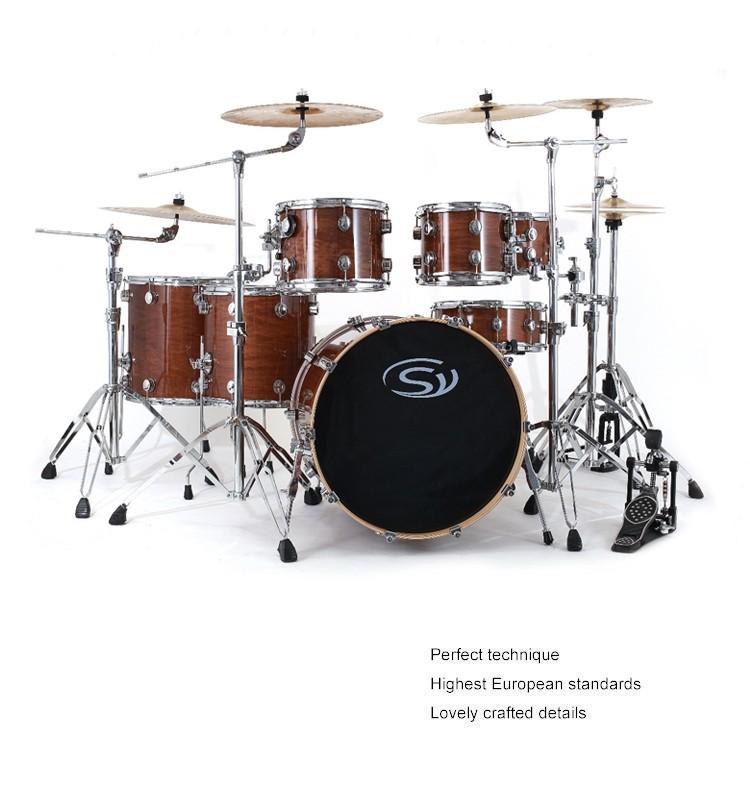 7 pc junior drum set cotton wood drum sets for sale buy digital drum set 10 piece drum set. Black Bedroom Furniture Sets. Home Design Ideas