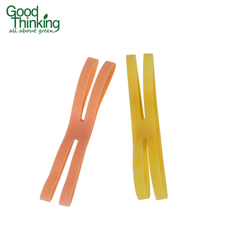 Factory produce high quality office colorful natural eco-friendly school rubber band