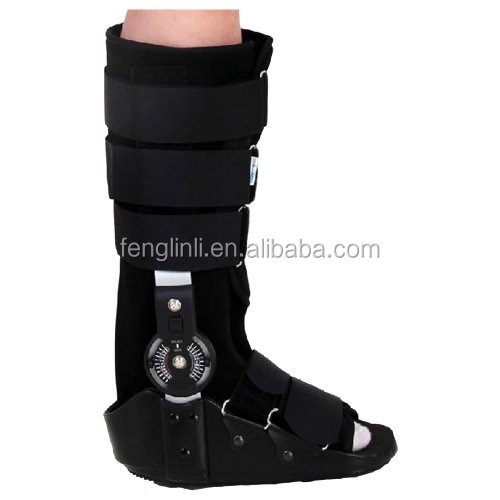 Adjustable Ankle Support Cold Gear Keep Warm Rehab Boot Professional Factory Provide