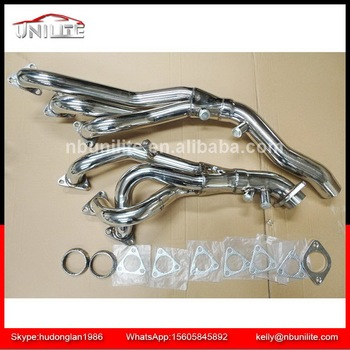 Performance Exhaust Manifold Header For Bmw E46 M3 3 2l 01 02 03 04 05 Buy Exhaust Manifold Header For 01 05 Bmw E46 M3 3 2l I6 Header For Bmw E46