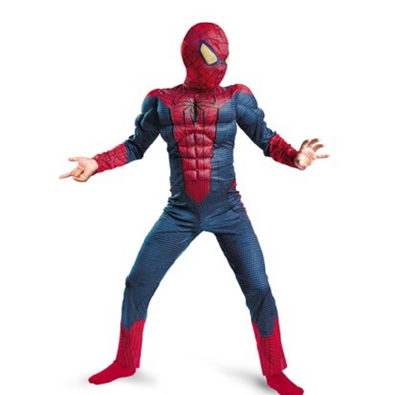 Halloween Costumes For Kids Boys 10 And Up.Halloween Carnaval Costumes For Amazing Spider Man Spiderman Costume Kids Muscle Boy Halloween Costume For Kids Girls Animal Spider Man