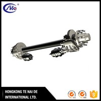 Truck And Trailer Parts 13Ton Electric Disc Brake Axles