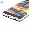 new fashion color printing hard back phone cover case for LG zero