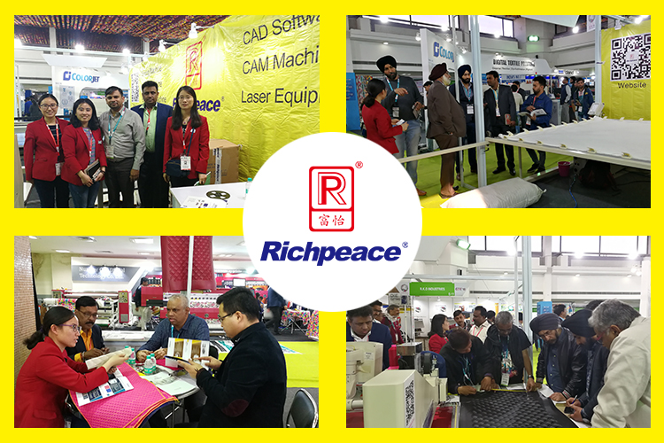 Efficient Richpeace Flatbed Pen Cutting Machine