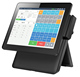 Micropos A15 2017 New Retail POS System All in One Touch Screen Point of Sale Device