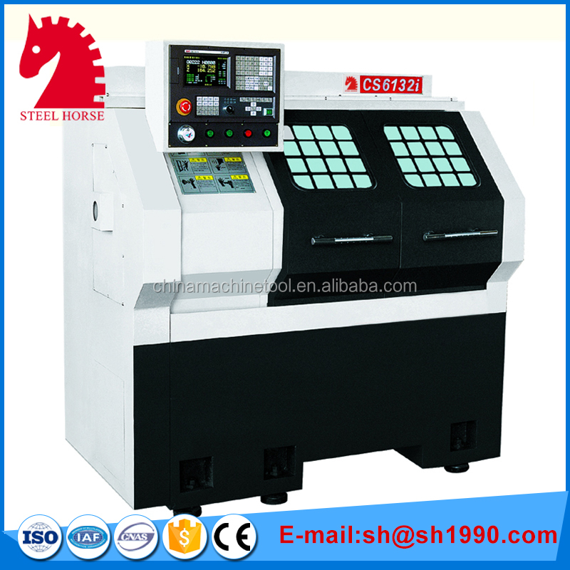 Manufacturer directly supply Flat Bed cnc lathe haas with competitive price
