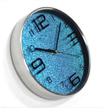 Fashion Design New Product Cheap Metal Decorative Wall Clock for Sale