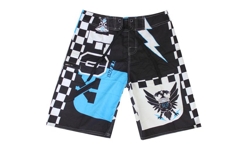 640f0a4470 Get Quotations · brand fox board shorts aussie men swimsuit short swim suit  sea swimwear boardshorts bermuda surf masculina
