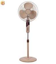 30 years experience energy saving round base multifunctional 16 inch electric pedestal Stand Fan with ISO certificate