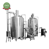 Stainless steel large beer equipment/factory direct sale commercial brewery machine for hot sale