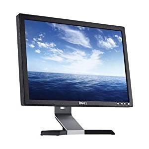 """Dell E178WFPc Black and Silver Tilt Monitor Stand for 17"""" Dell Monitors"""
