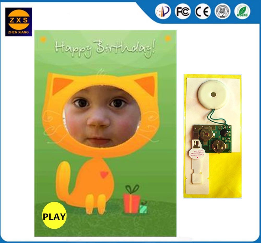 Music Happy Birthday Song Music Happy Birthday Song Suppliers and – Happy Birthday Card with Song