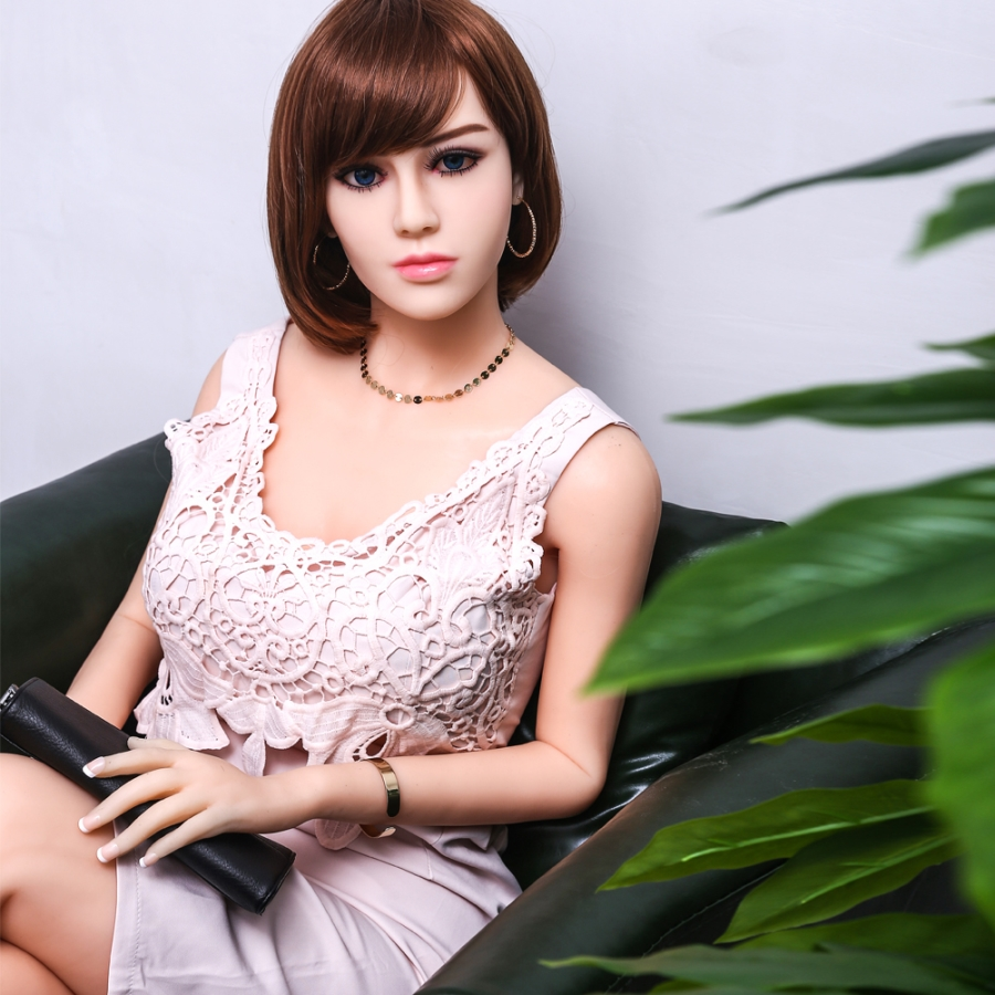Young silicone sex doll 165cm tpe life size love dolls sex toy with metal