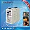 Best sale single phase 18kw high frequency iron melting induction furnace
