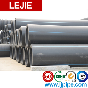 Used hdpe 16mm poly 100 water supply pipe for sale