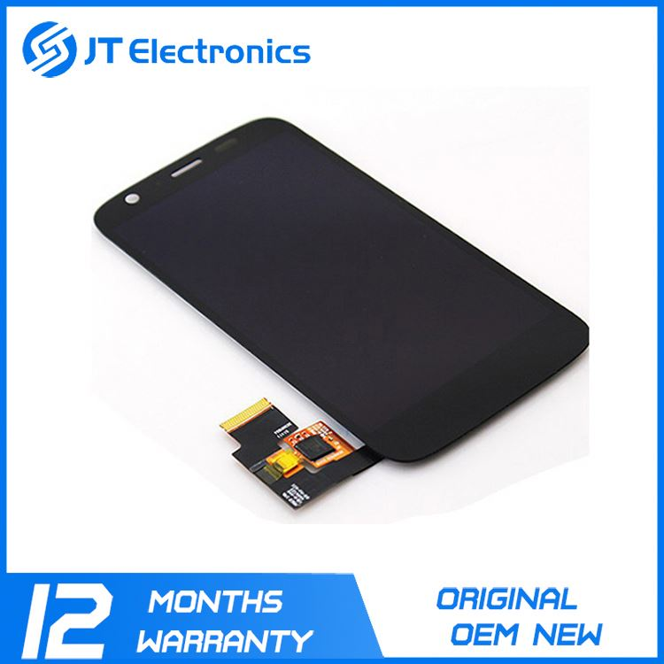Wholesale mobile phone lcd black and white for moto g2 g+1 xt1068,for moto g lcd aaa