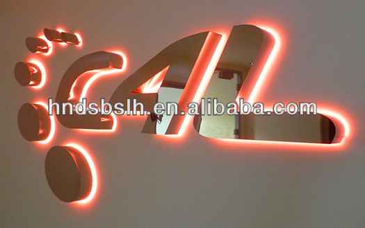 Good Quality and Most Popular Backlit 5050 LED Channel Letter