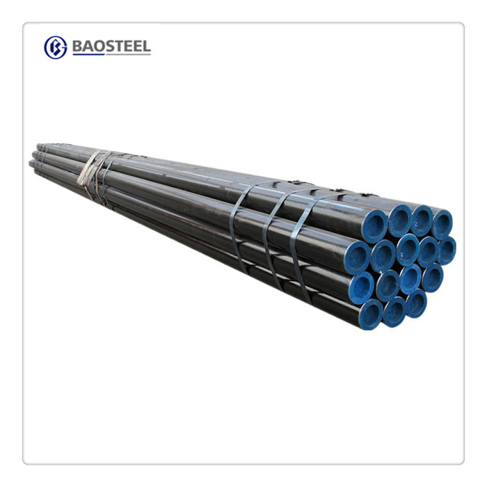 3LPE Epoxy Coated Anti-Corrosion Steel Pipe API SPEC OCTG Steel Line Pipe