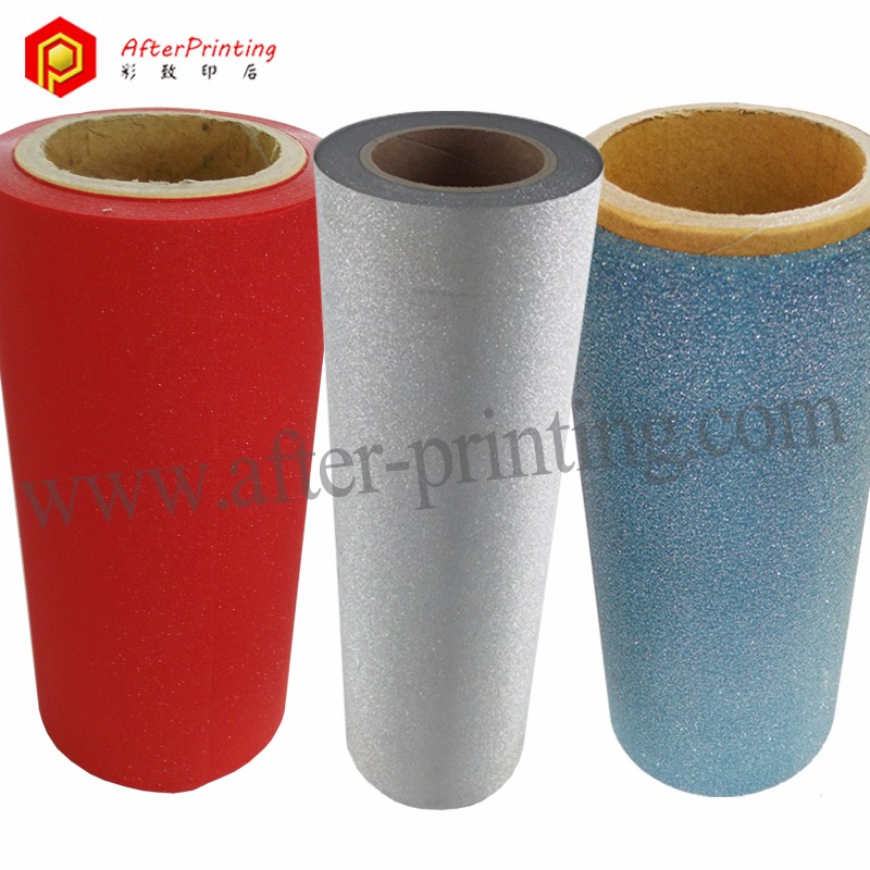Cpp Base Sparkle Lamination Film Glitter Adhesive Film For Bag ...