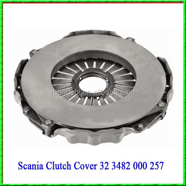 China Made Clutch Cover Assembly For Scania Truck 1407913 ...