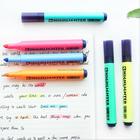 Stationery Set School Products Vivid Color Highlighters
