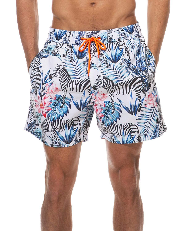 Tyhengta Men's Swim Trunks Quick Dry Bathing Suits Shorts