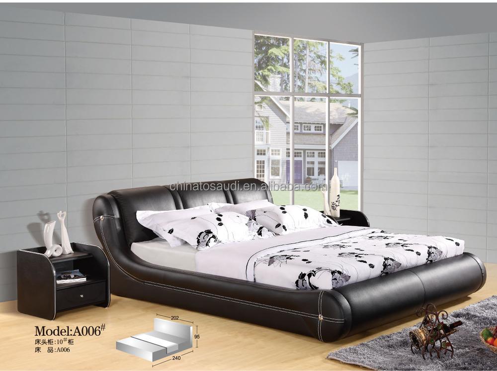 Bedroom Set Names leather bed / modern bedroom furniture / names bedroom furniture