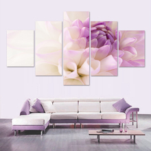 5 Panel 꽃 Painting Art Painting 홈 Decoration Oil Painting