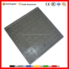 See larger image 500x500mm EN124 electrical manhole cover weight plastic manhole covers for sale