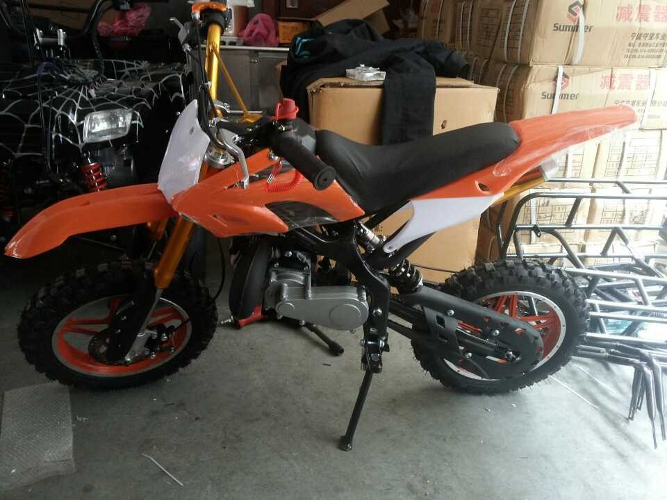 Ce Certification And Gas Diesel Fuel Gas Powered Dirt Bike For
