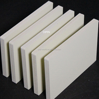 Waterproof PVC Foam Board Plastic Sheet CNC Cutting Material