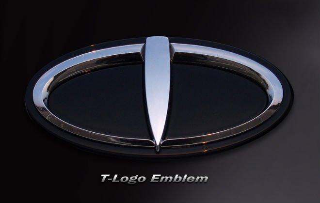 T Logo Emblem