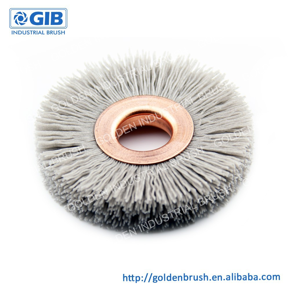 Center Abrasive Nylon Disc Brush 36