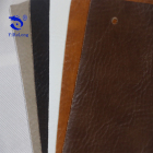 China leather factory Semi PU leather for harness,horse saddle