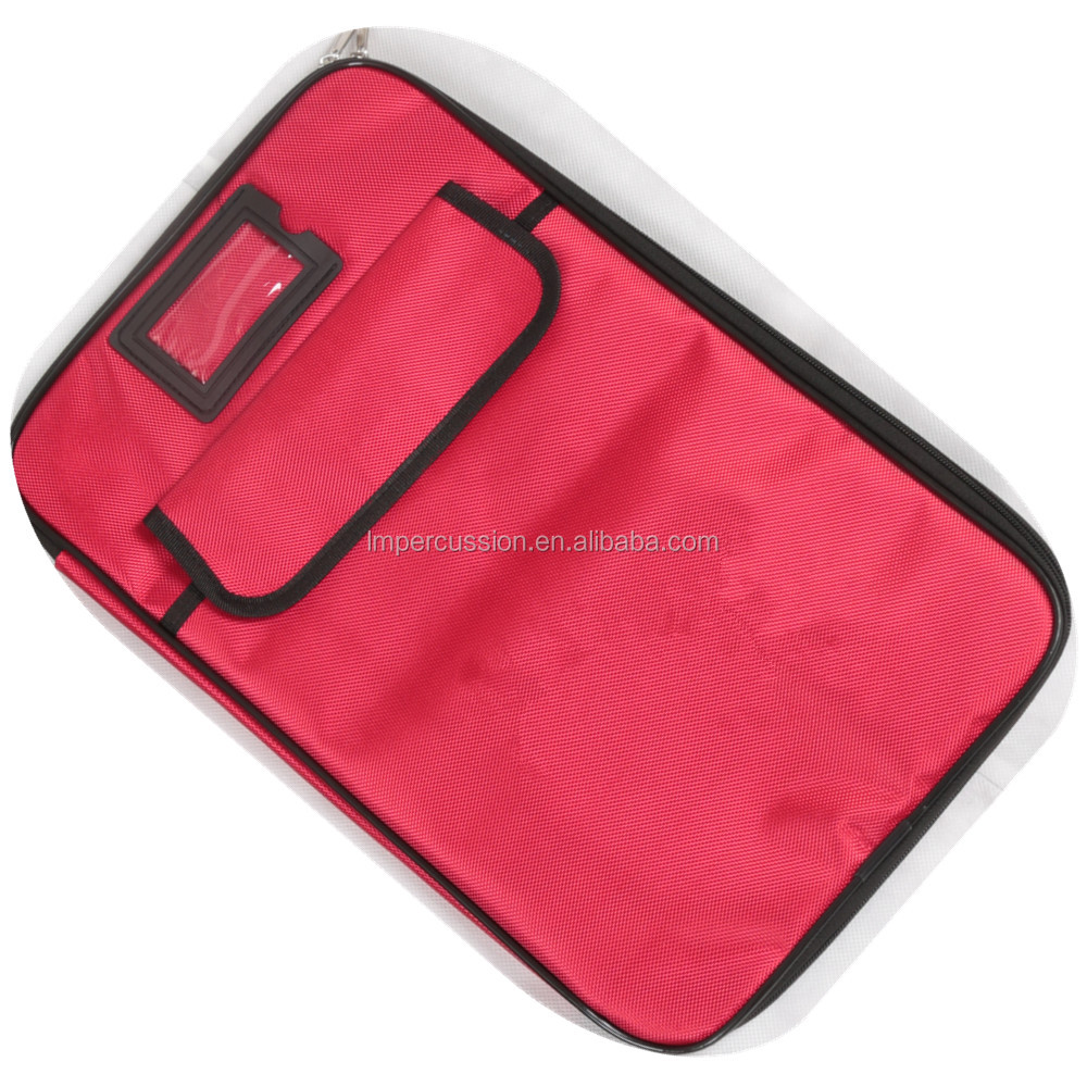 Easy carry and foldable drum stick bag, OEM drum stick bag