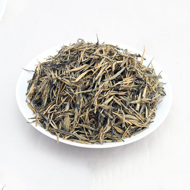 2020 New Arrival Golden Needle Yunnan Black <strong>Tea</strong>,Loose Leaf Red <strong>Tea</strong>