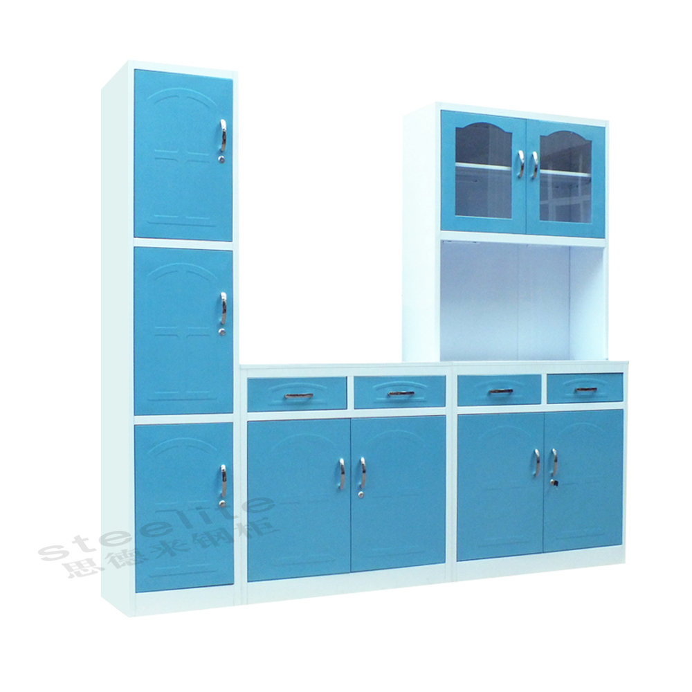 China Made Metal Modular Kitchen Cabinets Philippines - Buy Metal ...