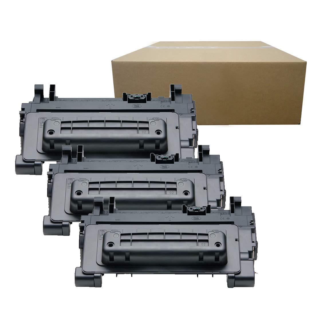 3 PK CC364X 64X High Yield Toner Cartridge For HP LaserJet P4015n P4515n P4515x