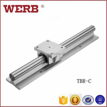 high quality circular linear motion guide tbr c series elevator
