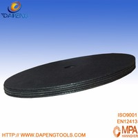 high grade 7 inch resin bonding agent cutting wheel usa