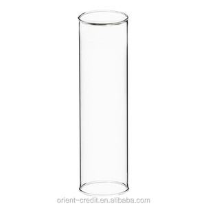 Clear Glass Candle Holder Hurricane