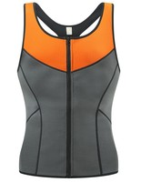 2018 new women's neoprene vest, extreme speed sweating, body shaping, four needles, six line sauna jackets