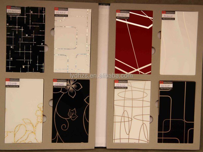 High Gloss Acrylic Mdf Pvc Kitchen Shutter Cabinet Doors