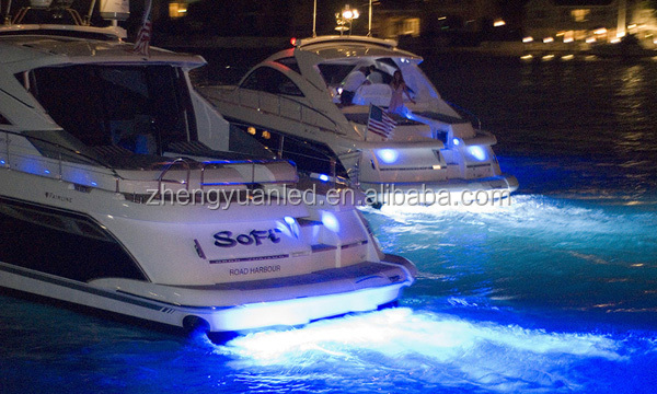 LED Boat Lighting LED Navigation, Interior, Docking And Stern Lights